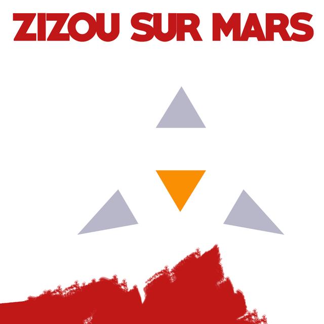 Zizou sur Mars -