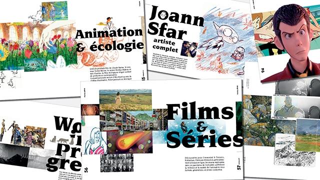Animation Sfar Joann ecologie artiste complet Films Wo Series Pr gre