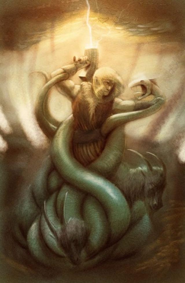 Thor - image du tome 1