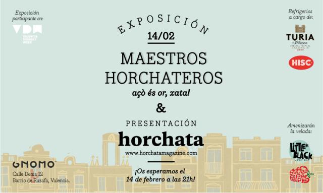 Maestros Horchateros