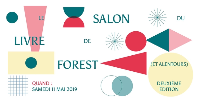 Salon du Livre de Forest 2019