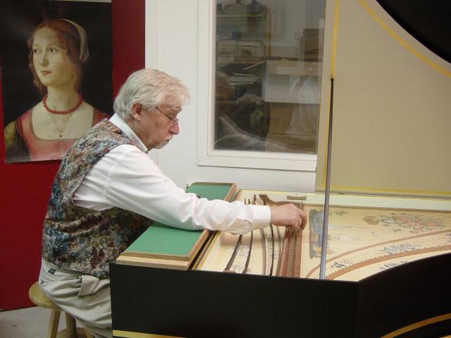 "A heaven-sent harpsichord!"" - Ulule"