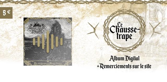 Chausse- trape Album Digital Par-dela ar Noireglaces BBrumes-Sinistres + Remerciements sur le site