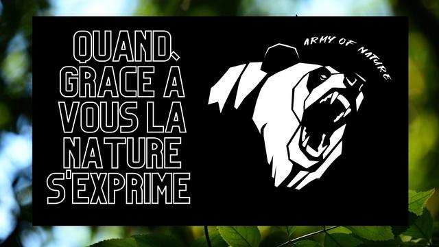 """GRACE A A VOUS LA NATURE S """"EXPRIME"""