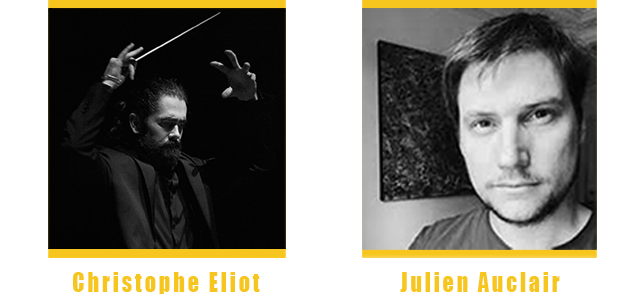 Christophe Eliot Juliem Auclair