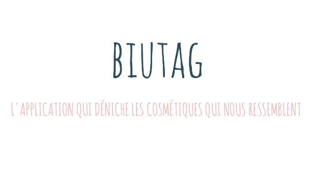 Biutag - Ulule