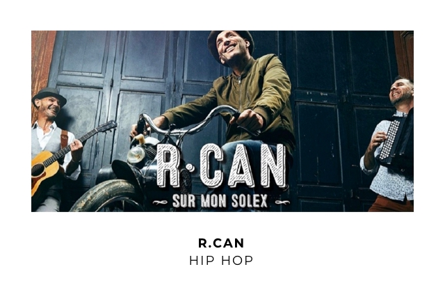 CAN SUR MON SOLEX R.CAN HIP HOP