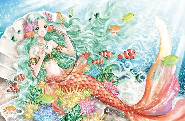la petite sirene - shiitake - crowdfunding ulule