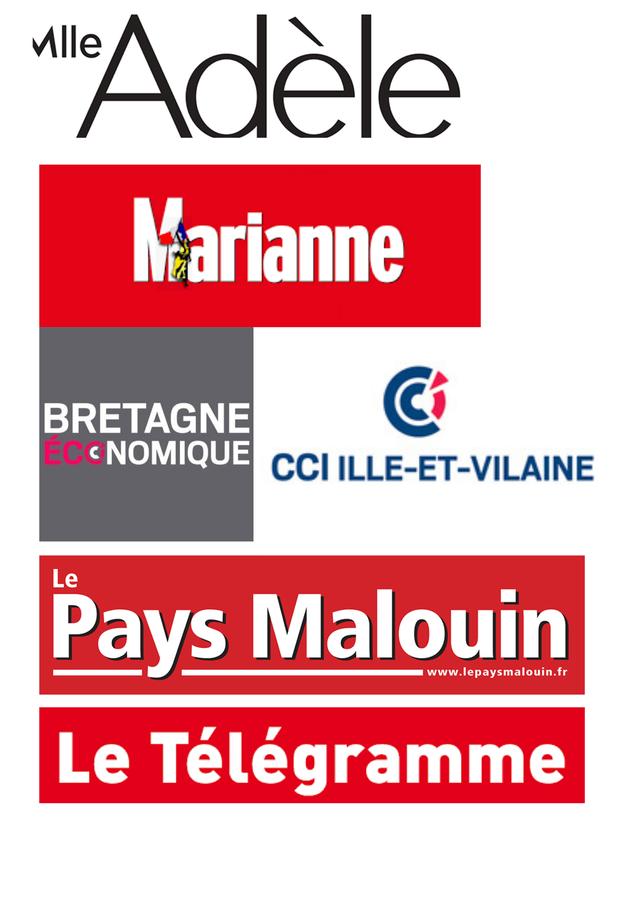 Mlle dele varianne BRETAGNE NOMIQUE CCIILLE-ET-VILAINE Le Pays Malouin www.lepaysmalouin.fr Le Telegramme