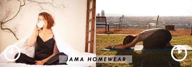JAMA HOMEWEAR