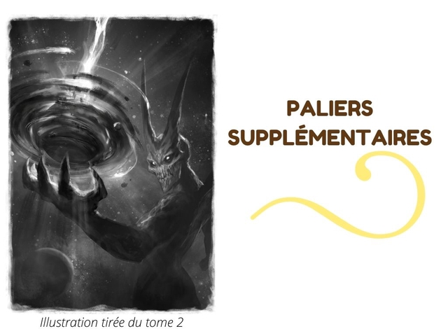 PALIERS SUPPLEMENTAIRES Illustration tiree du tome 2