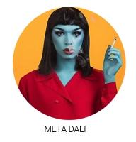 Meta Dali, Drag Queen