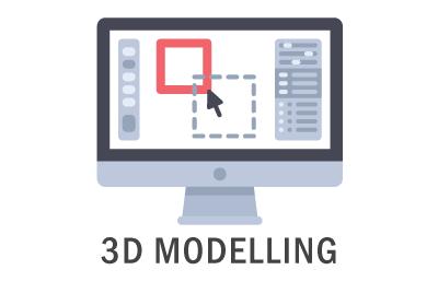 R-LAB 3D modelling