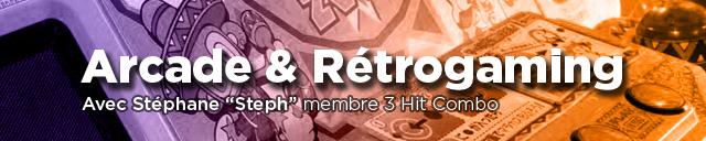 Arcade et Retrogaming Stunfest 2014