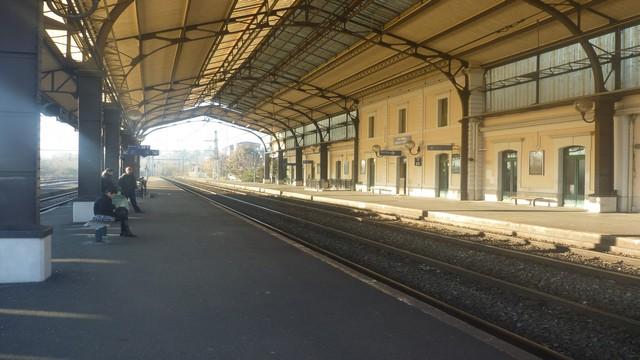 gare de Montréjeau