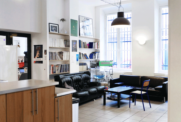 Maison du Libre & des Communs Paris - Ulule