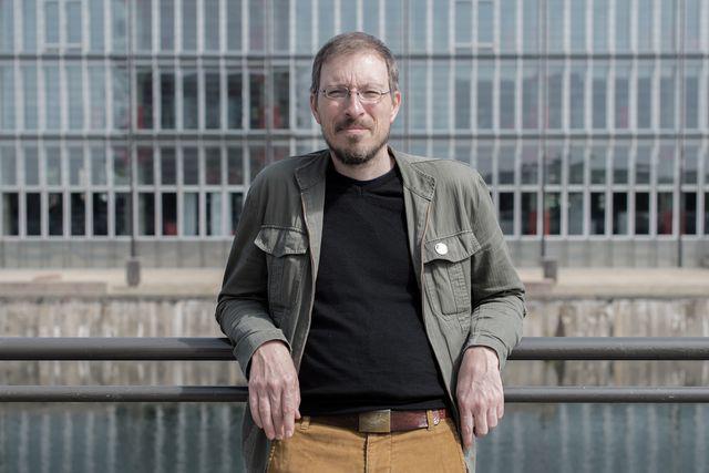 Pierre France, porteur du projet