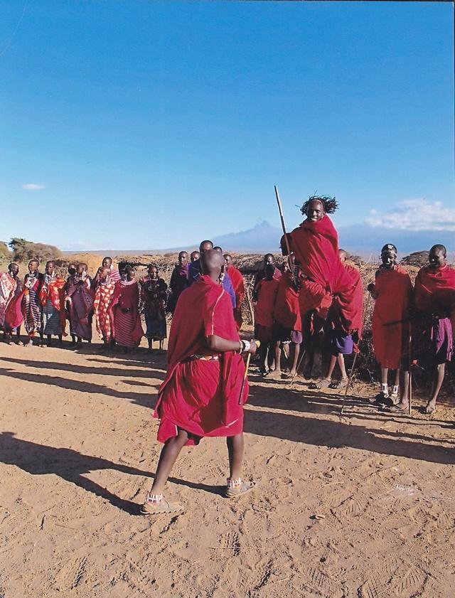 Maasai, exploration, découverte, aventure, ascension