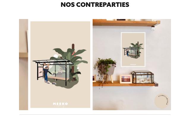 NOS CONTREPARTIES - MEEKO