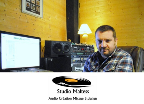 Studio Maltess Audio Creation Mixage S.design