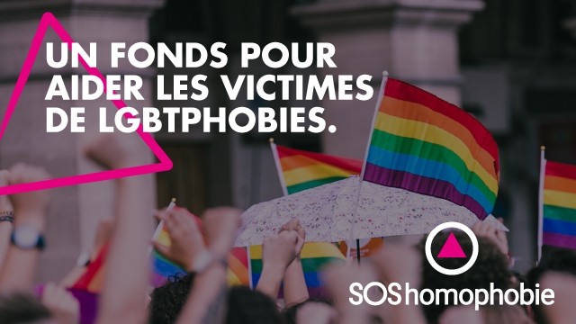 Fonds SOS homophobie