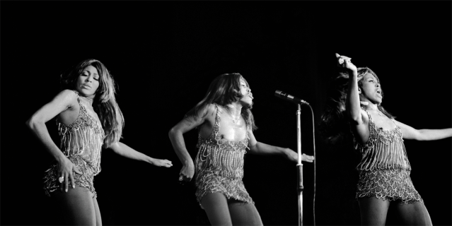 TINA TURNER, Paris, Olympia, 1971