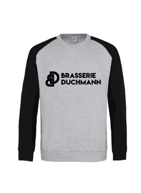Sweat Homme Brasserie Duchmann