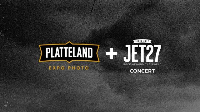 Samedi 4 mai - Finissage Platteland + concert Jet27