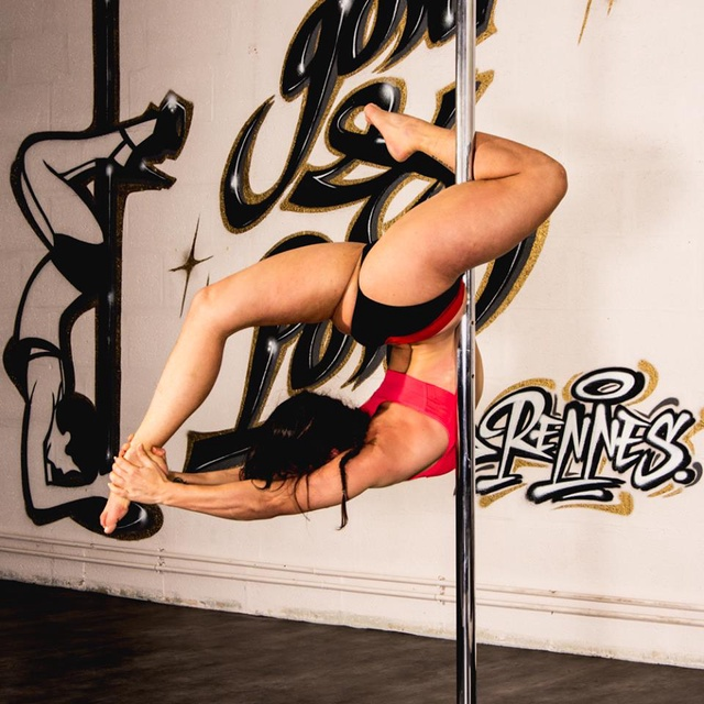 pole dance a rennes