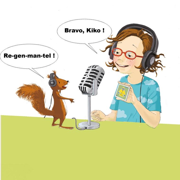 Bravo, Kiko ! Re-gen-man-tel !