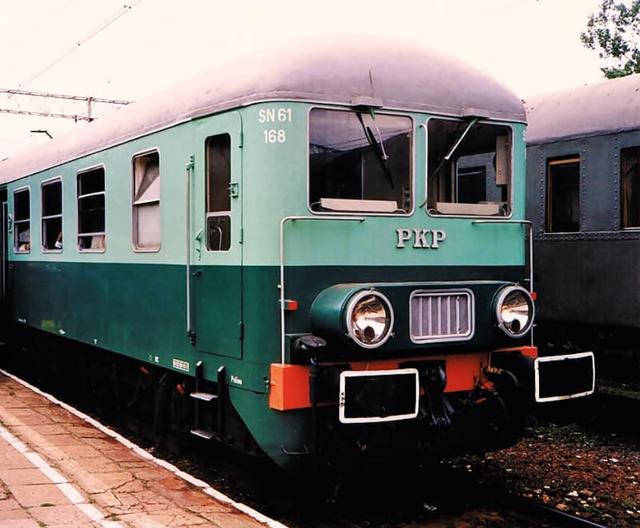 SN61 168 PKP D