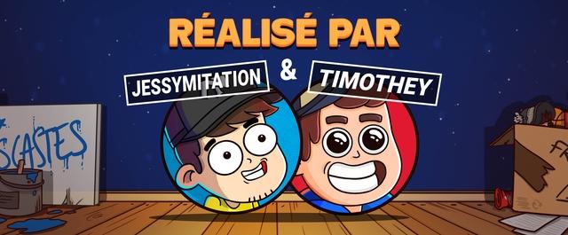 REALISE PAR JESSYMITATION & TIMOTHEY