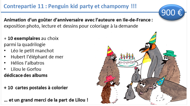 Lilou Le Gorfou Ulule