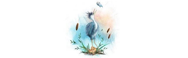 logo 1 -editons heron argent crowdfunding ulule