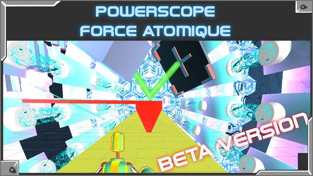 POWERSCOPE FORCE ATomIQUE BETP
