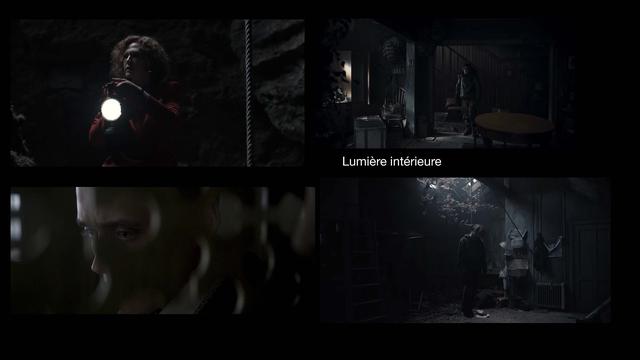 Lumiere interieure