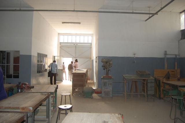 L'atelier du lycée A. Peytavin