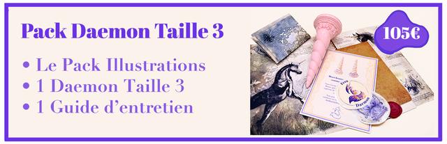 Pack Daemon Taille 3 Le Pack Illustrations 1 Daemon Taille 3 1 Guide d'entretien