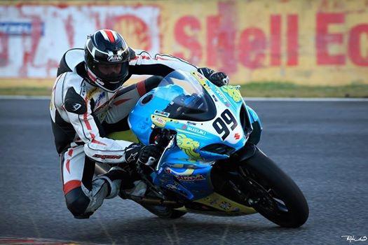jean edouard aubry  pilote moto amateur