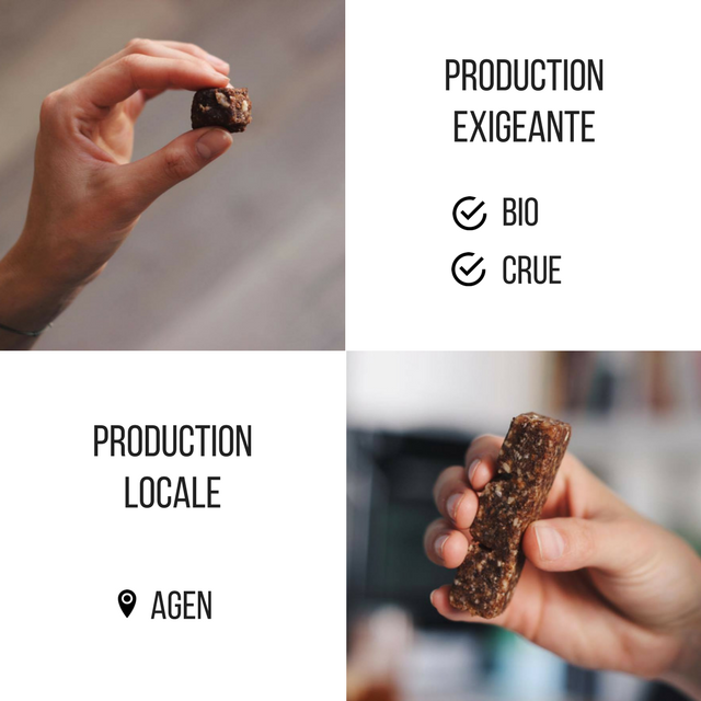 Une production exigeante et locale