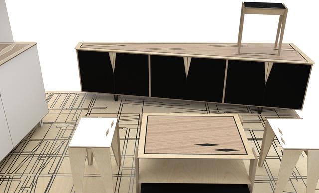 Lad X Paris Design Week Ulule