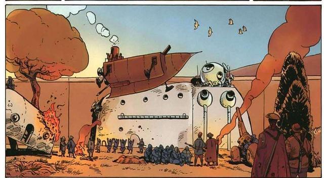 Tschai: Planet of Adventure RPG - Ulule