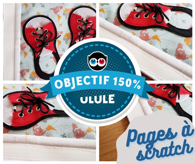 ( C OBJECTIF 150% ULULE a