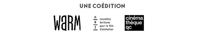 UNE COEDITION n nouvelles cinema WaRM e ecritures theque f d'animation pour te film