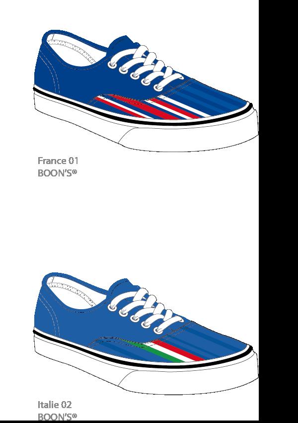 BOON'S Motifs France et Italie