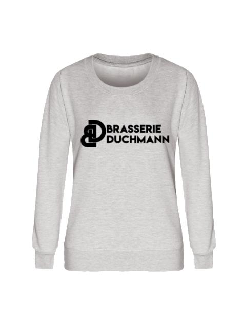 Sweat Femme Brasserie Duchmann