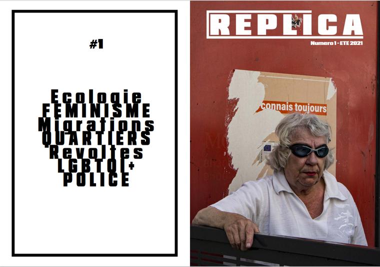 REPLICA connais toujours POLICE