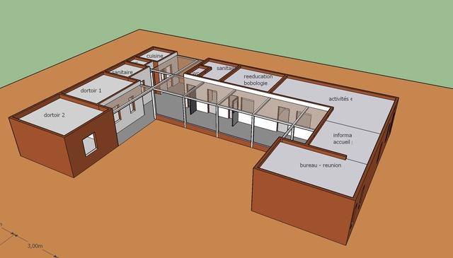 Construire pour se reconstruire au mali ulule for Construire une maison au mali
