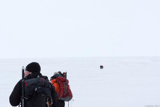 Alpinisme, ascension Hvannadalshnjúkur, expédition Islande