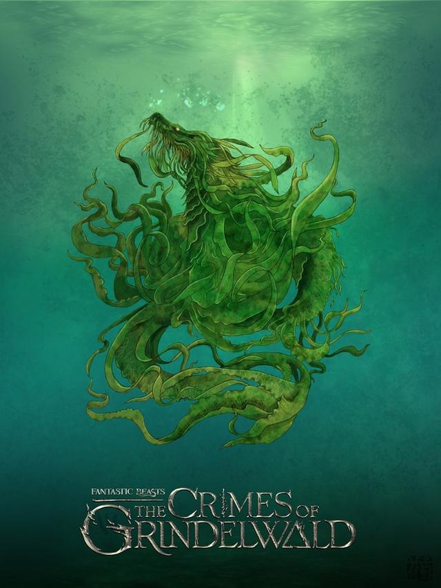 Les Crimes de Grindelwald Roxane Millard